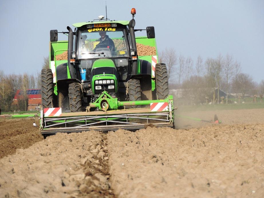 Landbouw seizoen 2015